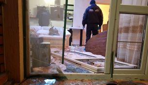 нападение на дом ИП в Пинске - фото