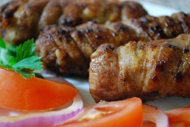 колбаски для гриля чевапчичи - фото