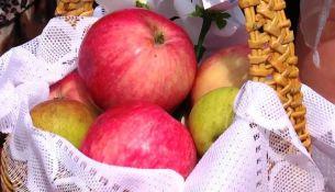 Лето в осень переходит: как отмечали Яблочный Спас в Пинске - фото