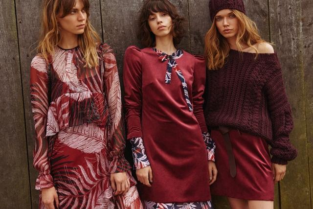 трикотажные платья - фото