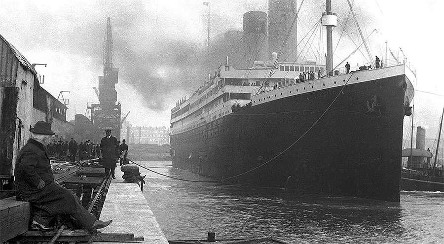 экскурсии на «Титаник» - фото