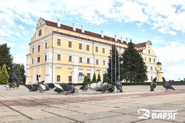 Иезуитский коллегиум в Пинске - фото