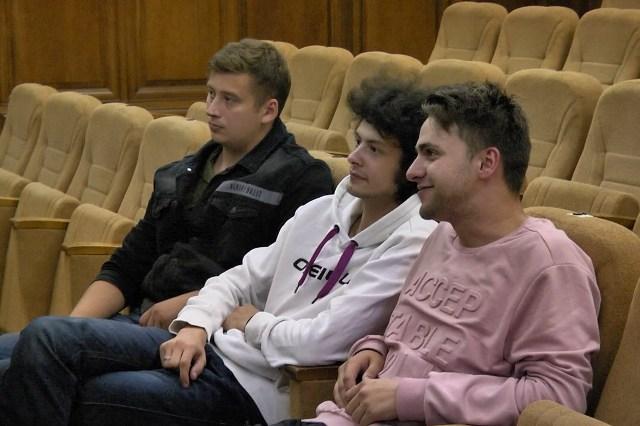 Артисты Полесского драмтеатра - фото
