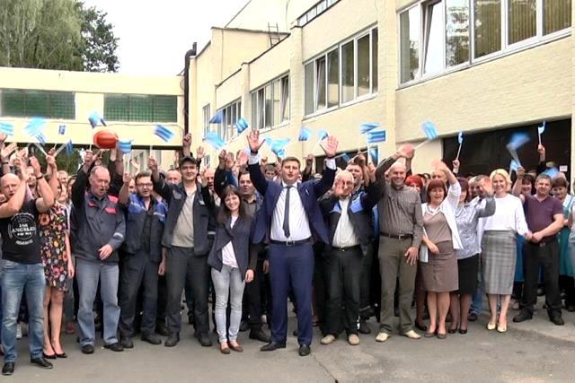 ОАО «Кузлитмаш», День машиностроителя - фото