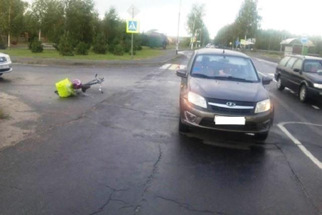 пострадал 65-летний велосипедист - фото