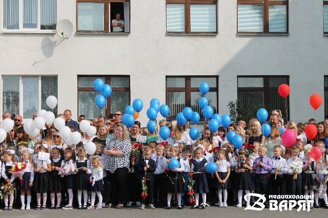 Школа № 18 Пинска - фото