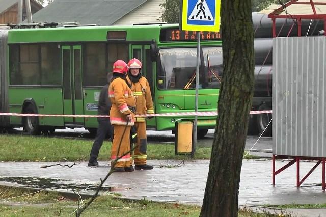 МЧС Пинска - фото