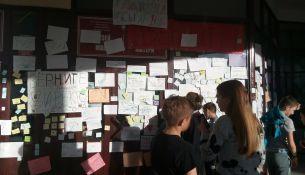 В милиции прокомментировали конфликт директора школы №18 г. Пинска и подростков - фото
