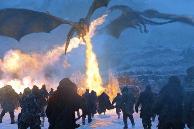 8 сезон «Игры престолов» - фото