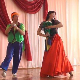 Цирковой дуэт Федосенко - фото