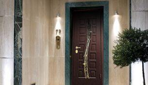 выбрать входную дверь - фото