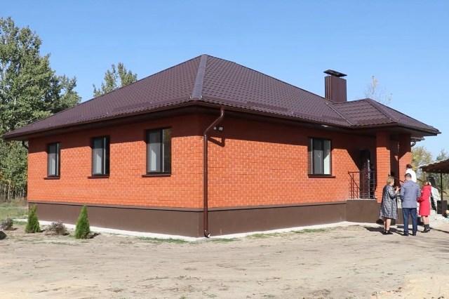 Дом - фото