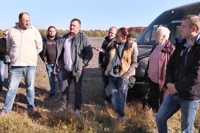 Органическому земледелию быть: белорусские фермеры перенимают опыт коллег из Украины - фото
