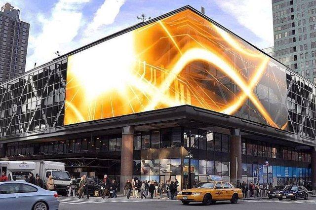 Светодиодные экраны - фото