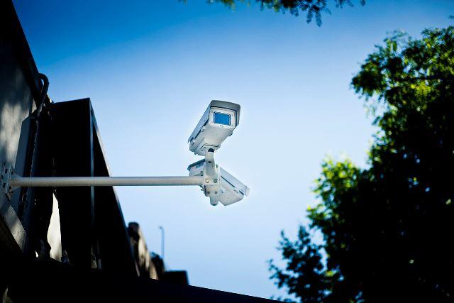 В Пинске работают более 120 камер наружного видеонаблюдения - фото