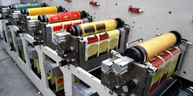 Флексографическая печать - фото
