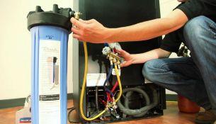 Рекуперация хладагента в холодильном оборудовании - фото