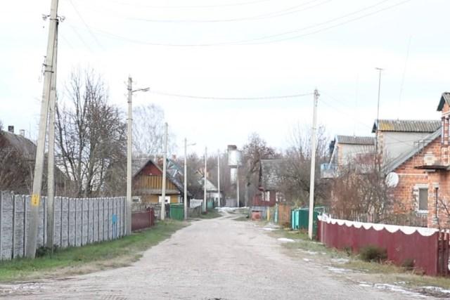 Деревня - фото
