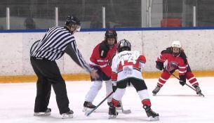 Турнир по хоккею - фото