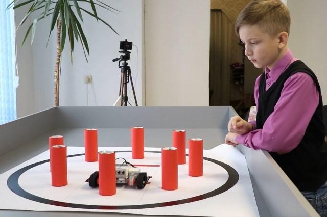 Робототехника - фото