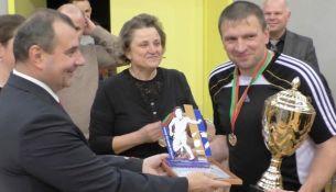 Шестой футбольный турнир памяти Владимира Тибца - фото