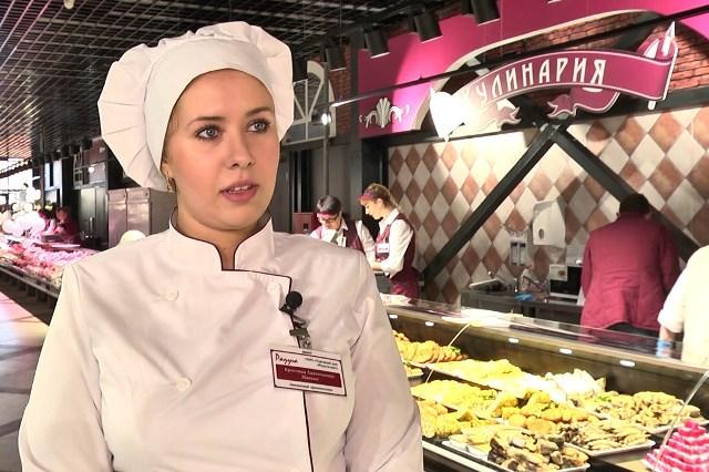"Супермаркет ""Радуга"" в Пинске - фото"