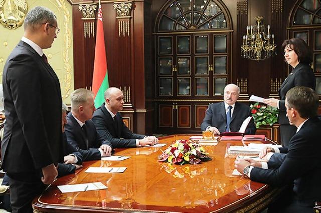 В Пинске новый мэр: председателем Пинского ГИК назначен Иван Ребковец - фото