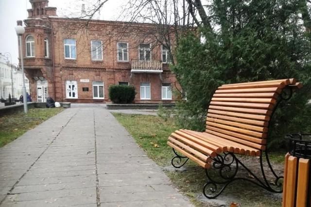 благоустройство ул. Ленина - фото
