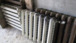 В Пинском районе у пенсионерки украли 6 чугунных радиаторов отопления - фото