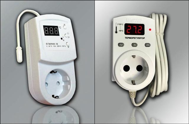 регуляторы температурного режима - фото