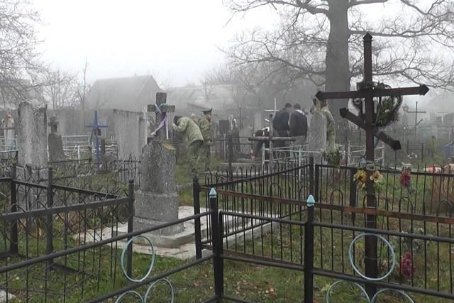 Захоронения - фото