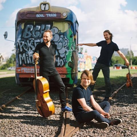 Трио Nouvelle Philharmonie - фото