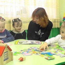 Вика, Ангелина и Аня Кузьменок - фото
