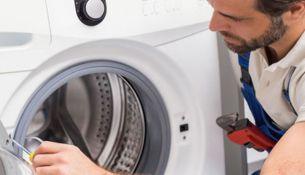 Ремонт стиральных машин - фото