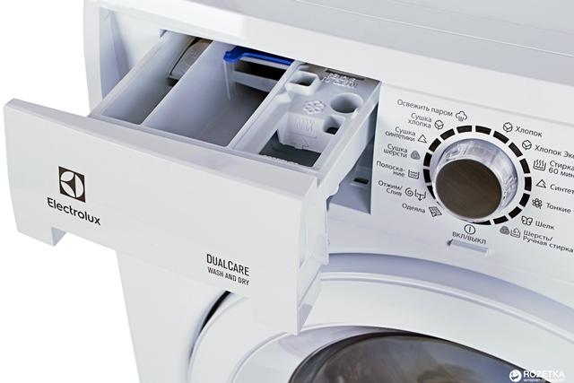 Electrolux, Причины неисправностей стиральных машин - фото