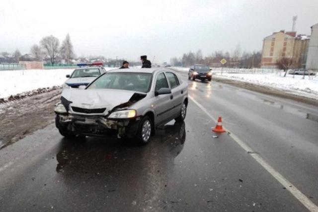 Уснувший водитель спровоцировал ДТП в Пинском районе: пострадал 14-летний подросток - фото