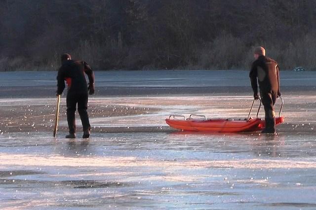 Первый лед - фото