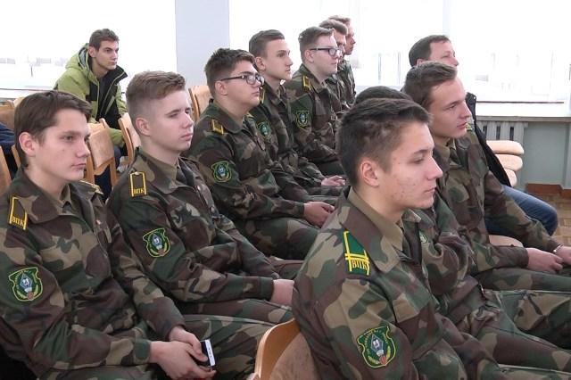 Военный класс - фото
