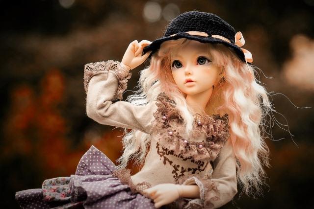 куклы оживают - фото