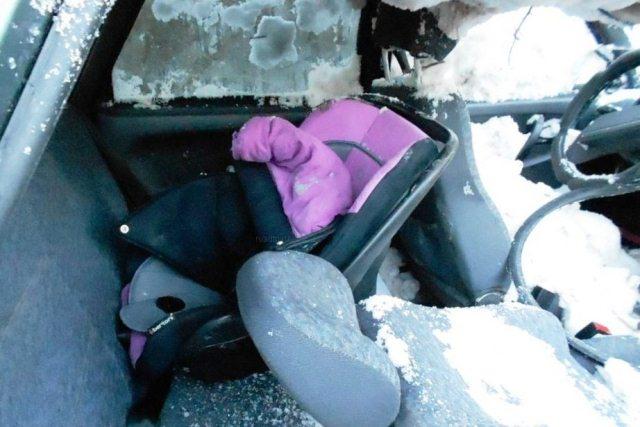 На дорогах Брестской области с начала года в ДТП погибли 8 детей - фото