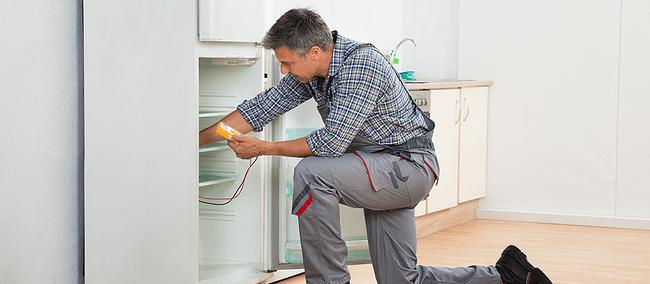 Ремонт компрессора холодильника - фото