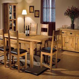 Мебель из массива дуба - фото
