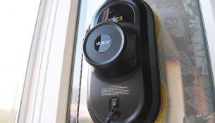 функции робота-мойщика HOBOT 198 - фото