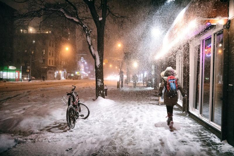 в Беларуси потеплеет, зима - фото
