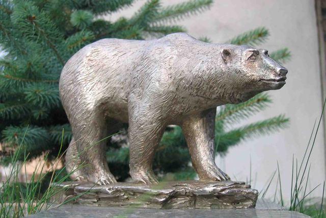 Скульптура «Арт-Кастингс» - фото