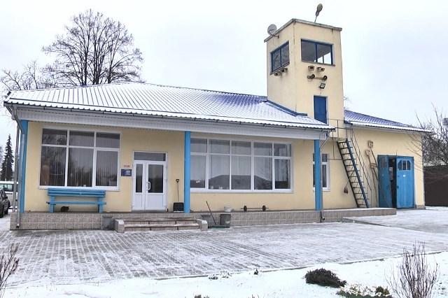 Спасательная станция Пинска - фото