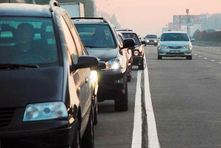 участие в дорожном движении - фото