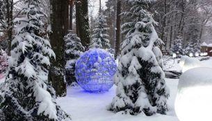 Зимние морозы идут в Беларусь: фото