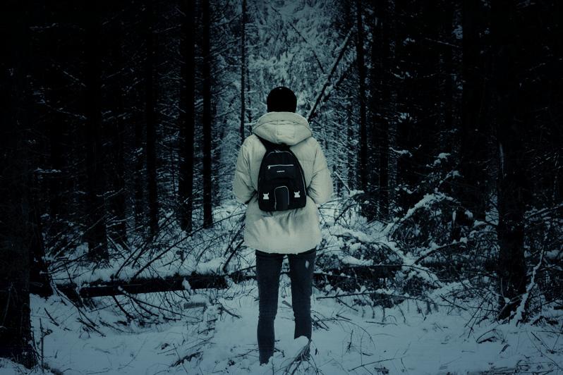 Белорусы забыли 12-летнего ребенка в лесу на границе с Украиной - фото