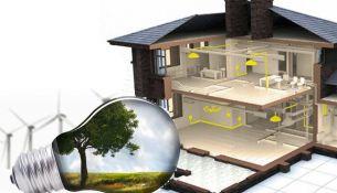 Электрификация дома - фото